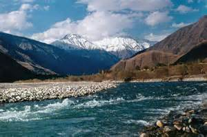 Tajik landscape