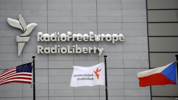 Radio Free Europe/ Radio Liberty Interview